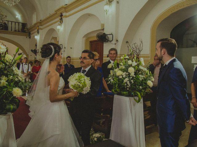 La boda de Christian y Alicia en Boca del Río, Veracruz 14