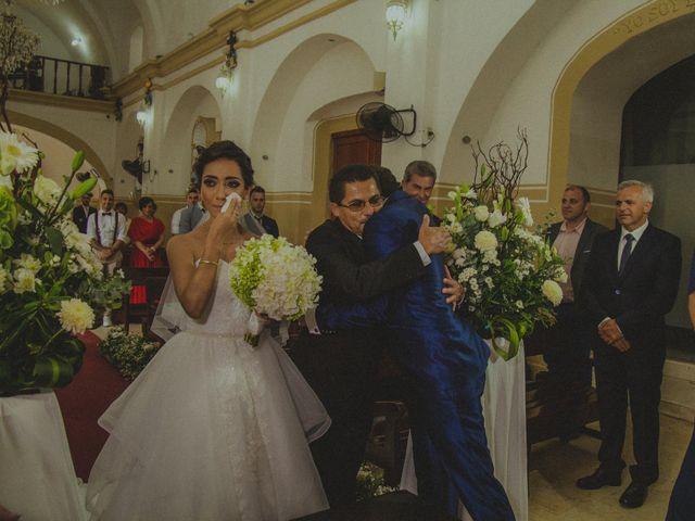 La boda de Christian y Alicia en Boca del Río, Veracruz 15