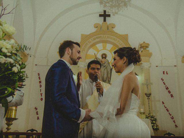 La boda de Christian y Alicia en Boca del Río, Veracruz 16