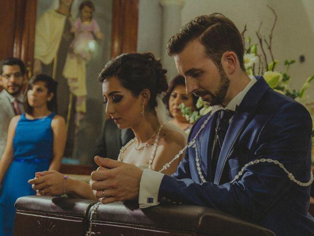 La boda de Christian y Alicia en Boca del Río, Veracruz 17