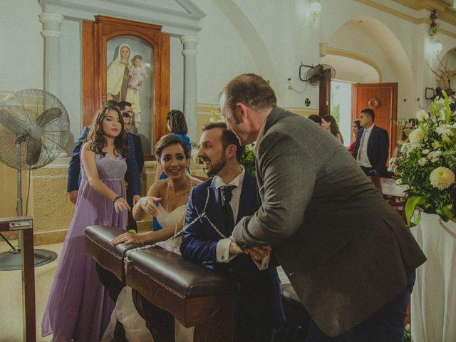 La boda de Christian y Alicia en Boca del Río, Veracruz 18