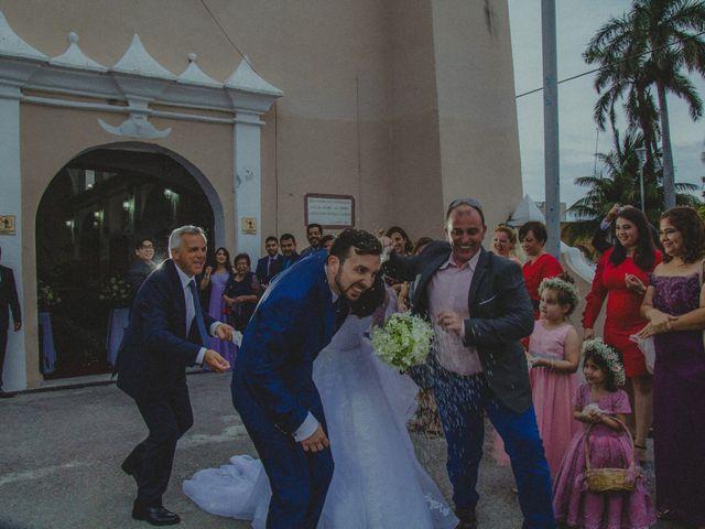 La boda de Christian y Alicia en Boca del Río, Veracruz 21