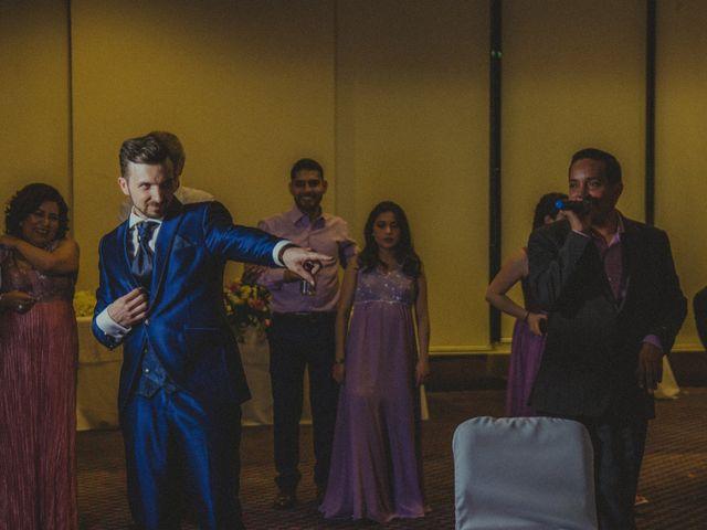 La boda de Christian y Alicia en Boca del Río, Veracruz 33