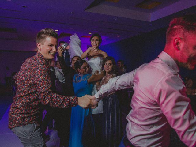 La boda de Christian y Alicia en Boca del Río, Veracruz 37