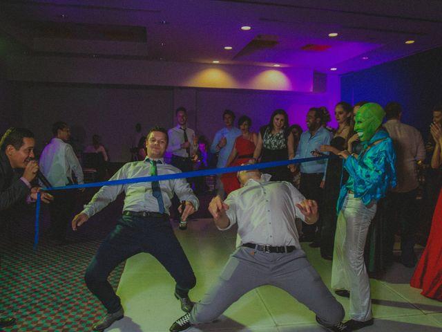 La boda de Christian y Alicia en Boca del Río, Veracruz 40