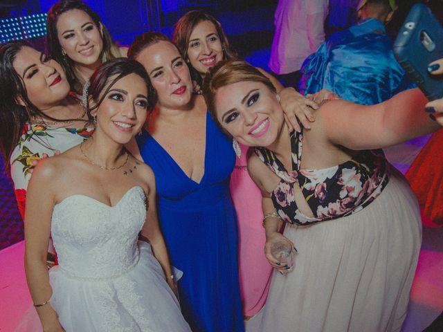 La boda de Christian y Alicia en Boca del Río, Veracruz 41