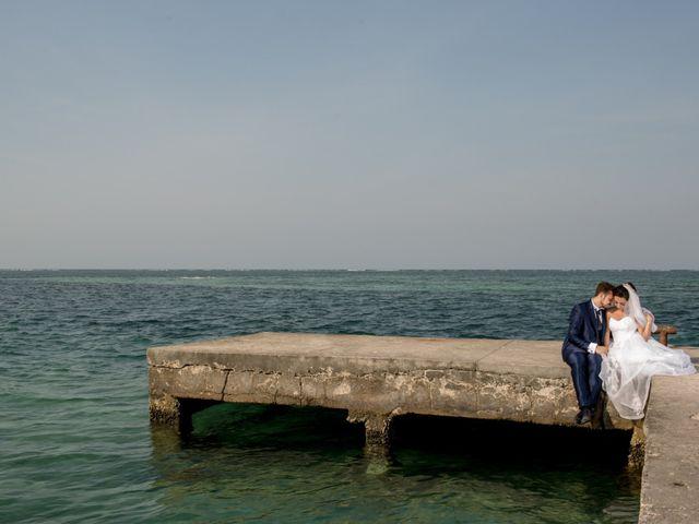 La boda de Christian y Alicia en Boca del Río, Veracruz 46