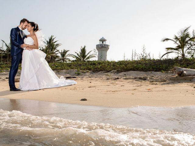 La boda de Christian y Alicia en Boca del Río, Veracruz 47