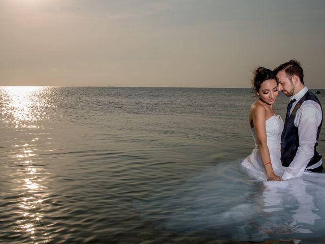 La boda de Christian y Alicia en Boca del Río, Veracruz 52