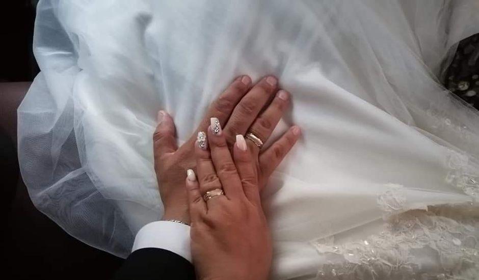 La boda de César  y María de Jesús  en San Luis Potosí, San Luis Potosí