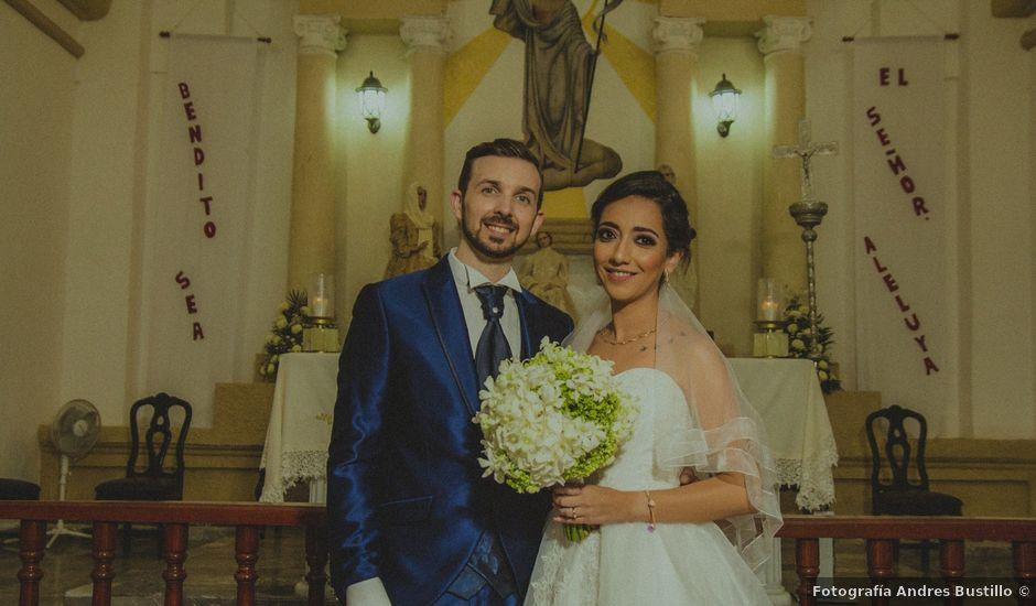 La boda de Christian y Alicia en Boca del Río, Veracruz