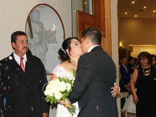 La boda de Mayra y Cristobal 2