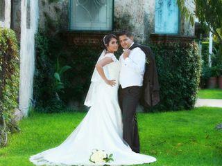 La boda de Mayra y Cristobal