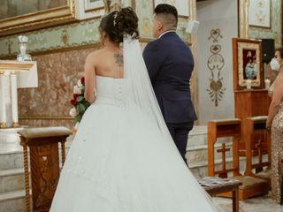 La boda de Areli y Daniel 1