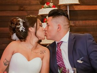 La boda de Areli y Daniel 2