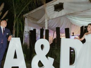 La boda de Areli y Daniel 3