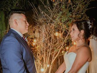 La boda de Areli y Daniel