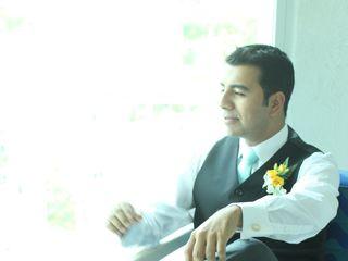 La boda de Jackie y Edgar 1