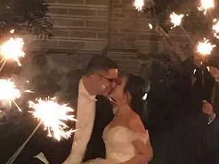La boda de Lorena  y Edgar
