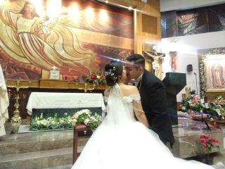 La boda de Lorena  y Edgar  3