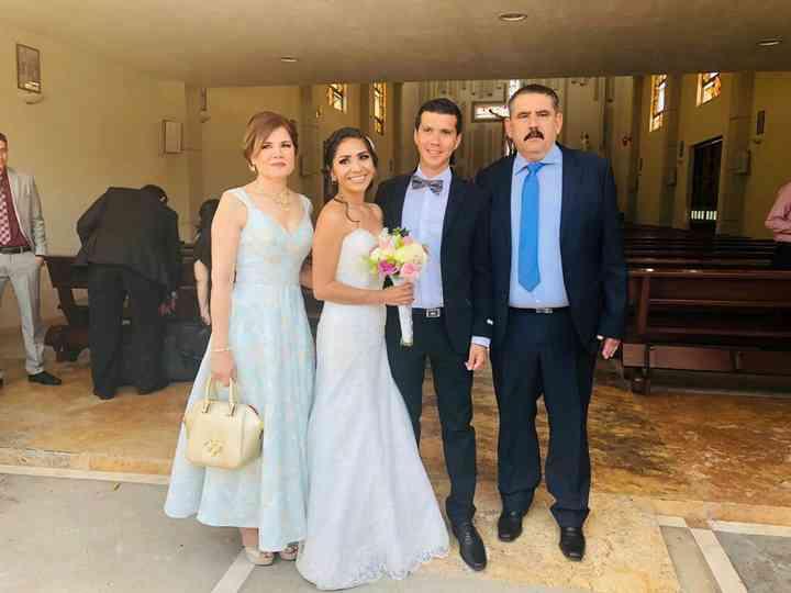 La boda de Natalia  y Cesar