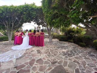 La boda de Daniel  y Yadira Esperanza  2