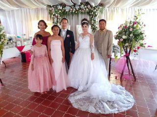 La boda de Daniel  y Yadira Esperanza  3