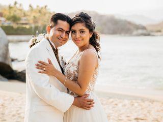 La boda de Gabriela y Walter