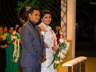 La boda de Vianey  y Nestor 2