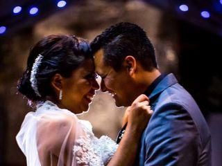 La boda de Vianey  y Nestor