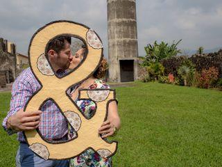 La boda de Ivonne y Munir 1