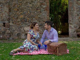 La boda de Ivonne y Munir 2