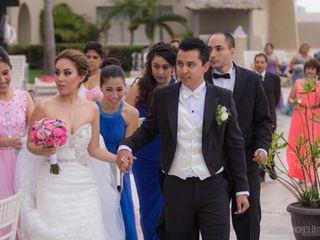 La boda de Priscila y Mario
