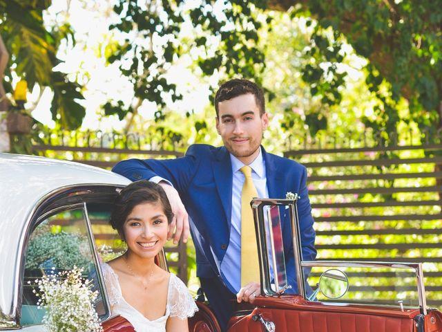 La boda de Heidi y Morgan