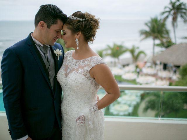 La boda de Ivonne y Munir