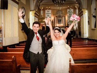 La boda de Norma y Enrique