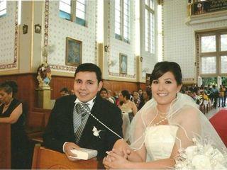 La boda de María del Socorro  y Moises Ángel