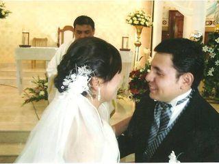 La boda de María del Socorro  y Moises Ángel 3