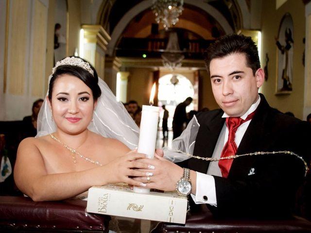 La boda de Enrique y Norma en Tláhuac, Ciudad de México 2