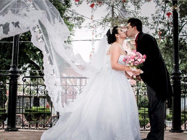 La boda de Enrique y Norma en Tláhuac, Ciudad de México 3