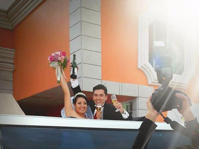 La boda de Enrique y Norma en Tláhuac, Ciudad de México 5