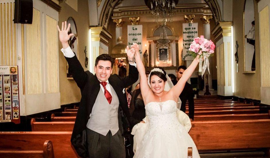 La boda de Enrique y Norma en Tláhuac, Ciudad de México