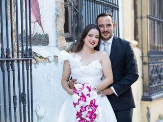 La boda de Katia  y Alejandro  1