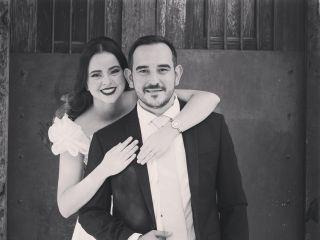 La boda de Katia  y Alejandro  2