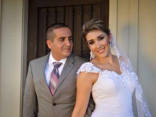 La boda de Brisa y Julio