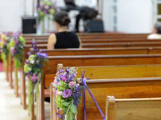 La boda de Lizett y Francisco 1