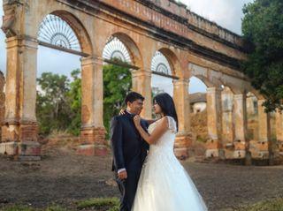 La boda de Lizett y Francisco