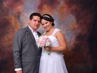 La boda de Erika y Samuel
