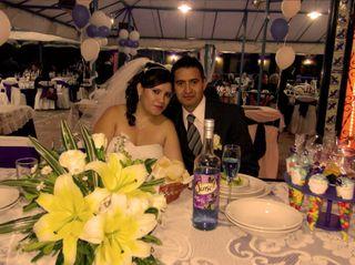 La boda de Carlos   y Cinthya