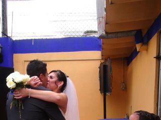 La boda de Carlos   y Cinthya 2